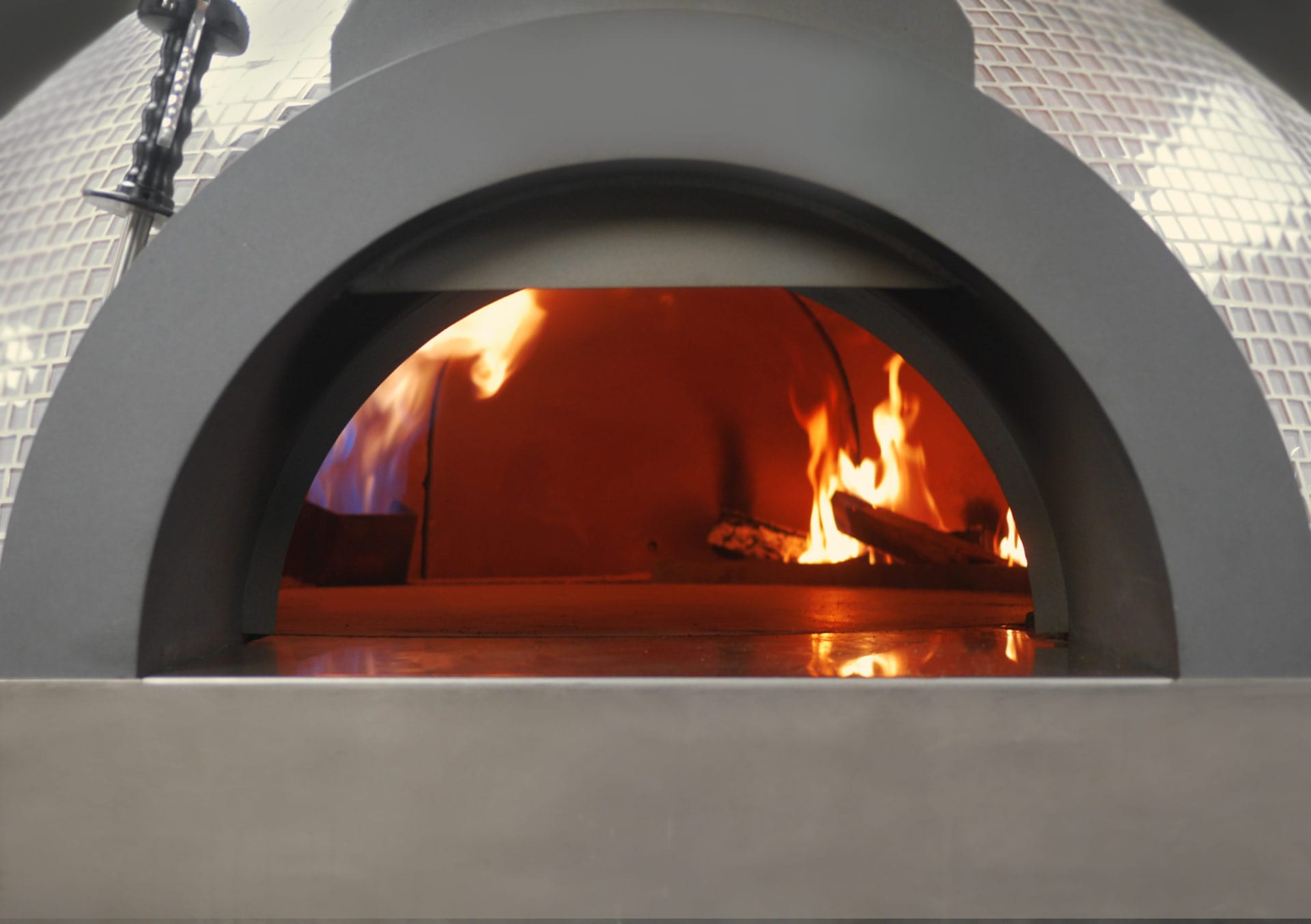 Pavesi Twister - Commercial Rotating Brick Oven | Forza Forni